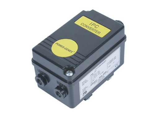 Electro-pneumatic converters