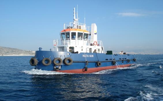 15T Tug Boat